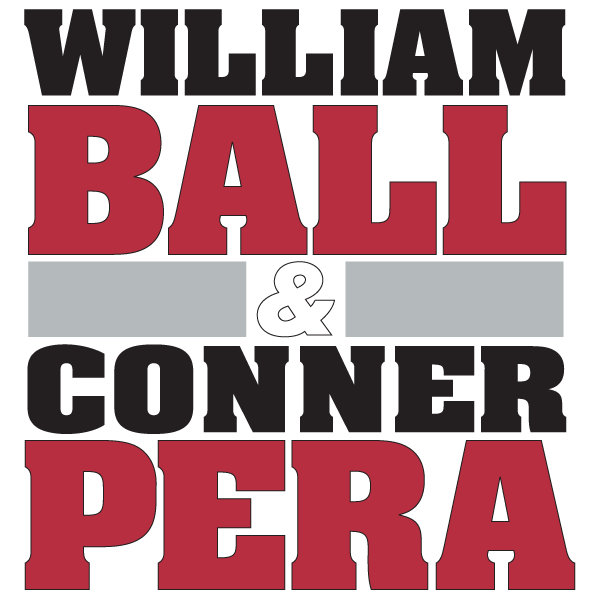 Conner Pera & William Ball