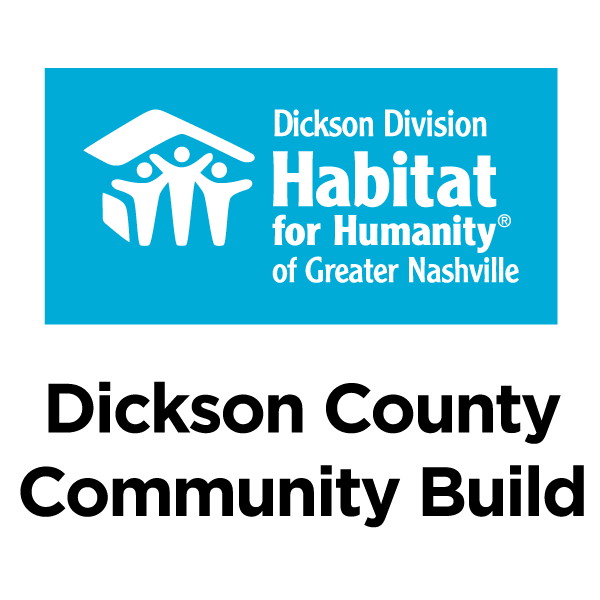 Dickson County Community Build