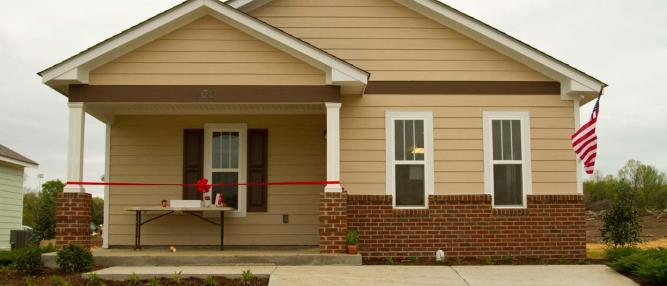Habitat for Humanity Plans 10 Homes for U. of North Carolina