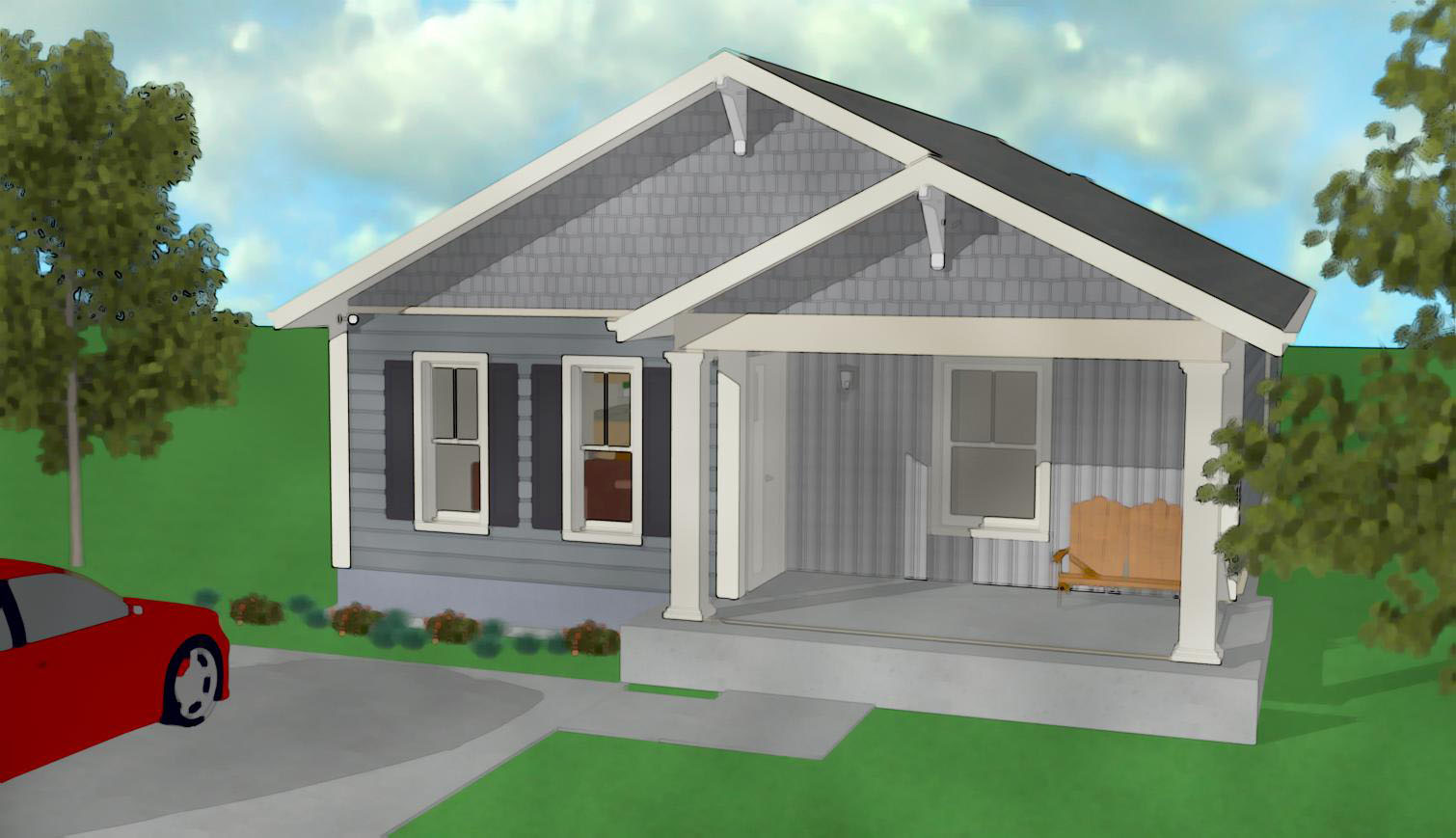 Homes Floorplans Habitat Nashville