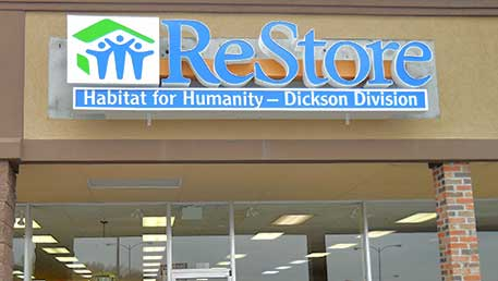 DIckson ReStore front