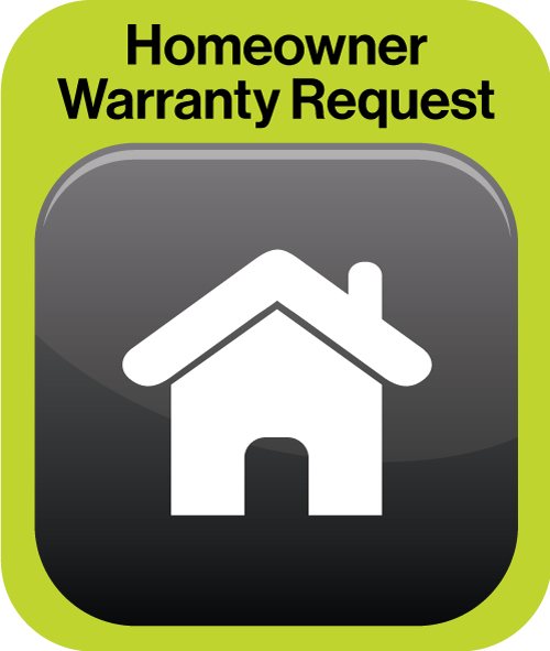 Homeowner Warranty Request