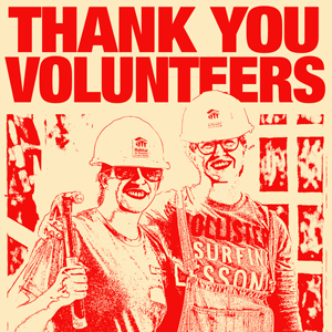 Volunteers and volunteer groups